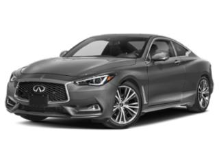 2020 INFINITI Q60 Pictures Q60 3.0t LUXE AWD photos side front view