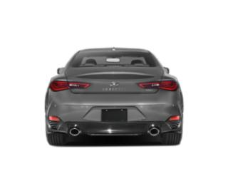 2020 INFINITI Q60 Pictures Q60 3.0t LUXE AWD photos rear view