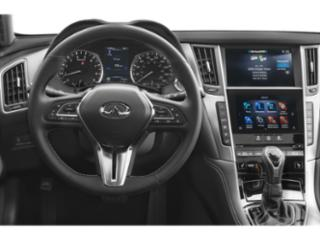 2020 INFINITI Q60 Pictures Q60 3.0t LUXE AWD photos driver's dashboard
