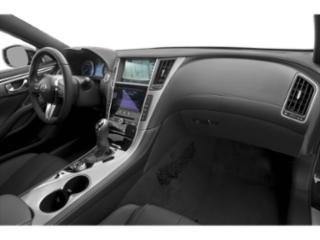 2020 INFINITI Q60 Pictures Q60 3.0t LUXE AWD photos passenger's dashboard