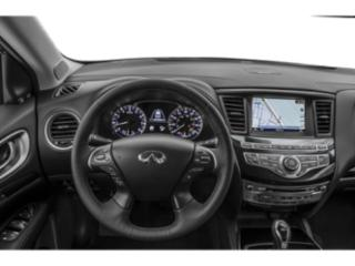 2020 INFINITI QX60 Pictures QX60 LUXE AWD photos driver's dashboard