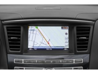 2020 INFINITI QX60 Pictures QX60 LUXE AWD photos navigation system