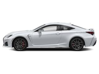 2020 Lexus RC F Pictures RC F RC F RWD photos side view