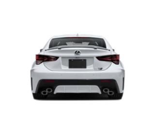 2020 Lexus RC F Pictures RC F RC F RWD photos rear view