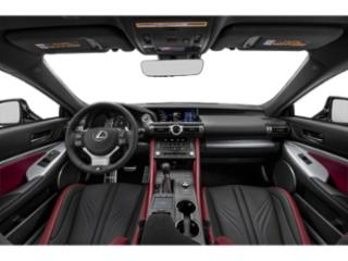 2020 Lexus RC F Pictures RC F RC F RWD photos full dashboard
