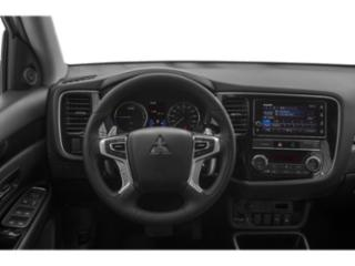 2020 Mitsubishi Outlander PHEV Pictures Outlander PHEV SEL S-AWC photos driver's dashboard