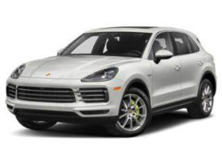2020 Porsche Cayenne Pictures Cayenne Turbo S E-Hybrid AWD photos side front view