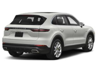 2020 Porsche Cayenne Pictures Cayenne Turbo S E-Hybrid AWD photos side rear view