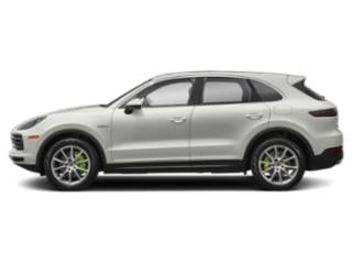 2020 Porsche Cayenne Pictures Cayenne Turbo S E-Hybrid AWD photos side view