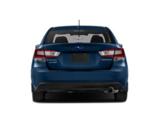 2020 Subaru Impreza Pictures Impreza 4-door CVT photos rear view