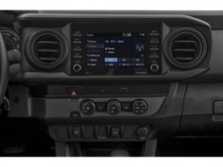2020 Toyota Tacoma 4WD Pictures Tacoma 4WD TRD Off Road Double Cab 6' Bed V6 AT photos stereo system