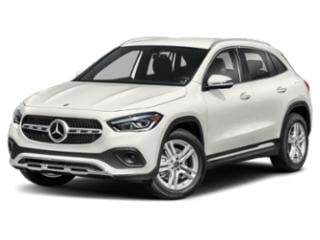 2021 Mercedes-Benz GLA Pictures GLA GLA 250 SUV photos side front view