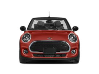 2021 MINI Convertible Pictures Convertible Cooper FWD photos front view