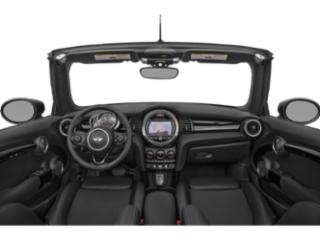 2021 MINI Convertible Pictures Convertible Cooper FWD photos full dashboard