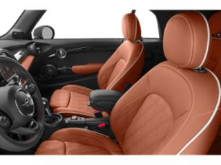 2021 MINI Convertible Pictures Convertible Cooper FWD photos front seat interior
