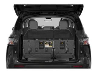 2021 Toyota Sienna Pictures Sienna LE AWD 8-Passenger photos open trunk