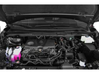 2021 Toyota Sienna Pictures Sienna LE AWD 8-Passenger photos engine