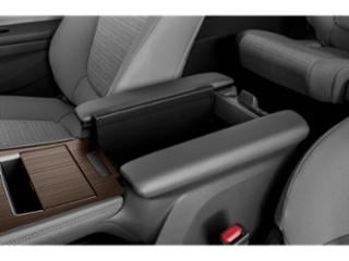 2021 Toyota Sienna Pictures Sienna LE AWD 8-Passenger photos center storage console