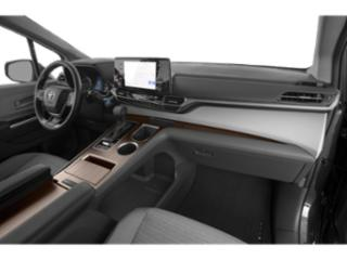 2021 Toyota Sienna Pictures Sienna LE AWD 8-Passenger photos passenger's dashboard