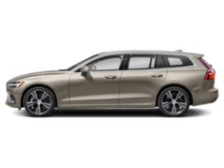 2021 Volvo V60 Pictures V60 T5 FWD Momentum photos side view
