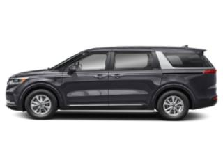 2022 Kia Carnival Pictures Carnival LX FWD photos side view
