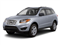 2011 Hyundai Santa Fe Pictures Santa Fe Utility 4D GLS 2WD photos side front view