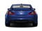 2011 Hyundai Genesis Coupe Pictures Genesis Coupe 2D photos rear view