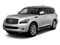 2011 INFINITI QX56 Pictures QX56 Utility 4D 2WD photos side front view