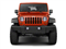2011 Jeep Wrangler Pictures Wrangler Utility 2D Rubicon 4WD photos front view