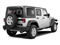 2011 Jeep Wrangler Unlimited Pictures Wrangler Unlimited Utility 4D Unlimited Sahara 4WD photos side rear view