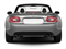 2011 Mazda MX-5 Miata Pictures MX-5 Miata Convertible 2D Touring photos rear view