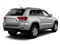 2012 Jeep Grand Cherokee Pictures Grand Cherokee Utility 4D Overland 4WD photos side rear view