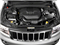 2012 Jeep Grand Cherokee Pictures Grand Cherokee Utility 4D Overland 4WD photos engine