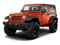 2012 Jeep Wrangler Pictures Wrangler Utility 2D Sport 4WD photos side front view