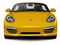 2012 Porsche Boxster Pictures Boxster Roadster 2D Spyder photos front view
