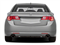 2013 Acura TSX Pictures TSX Sedan 4D I4 photos rear view