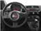 2013 FIAT 500 Pictures 500 Hatchback 3D I4 Turbo photos driver's dashboard