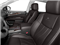 2013 INFINITI JX35 Pictures JX35 Utility 4D 2WD photos front seat interior