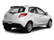 2013 Mazda Mazda2 Pictures Mazda2 Hatchback 5D Touring I4 photos side rear view