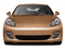 2013 Porsche Panamera Pictures Panamera Hatchback 4D Turbo AWD photos front view