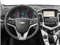 2015 Chevrolet Cruze Pictures Cruze Sedan 4D 2LT I4 Turbo photos driver's dashboard