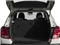 2015 Chevrolet Trax Pictures Trax Utility 4D LS AWD I4 Turbo photos open trunk