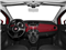 2015 FIAT 500 Pictures 500 Hatchback 3D Lounge I4 photos full dashboard