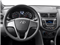 2015 Hyundai Accent Pictures Accent Sedan 4D GLS I4 photos driver's dashboard