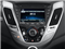 2015 Hyundai Veloster Pictures Veloster Coupe 3D I4 photos stereo system