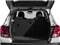 2016 Chevrolet Trax Pictures Trax Utility 4D LS AWD I4 Turbo photos open trunk