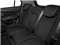 2016 Chevrolet Trax Pictures Trax Utility 4D LS Fleet 2WD I4 Turbo photos backseat interior