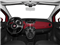 2016 FIAT 500 Pictures 500 Hatchback 3D Lounge I4 photos full dashboard