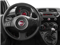 2016 FIAT 500 Pictures 500 Hatchback 3D I4 Turbo photos driver's dashboard