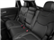 2016 Jeep Cherokee Pictures Cherokee Utility 4D Limited 4WD photos backseat interior